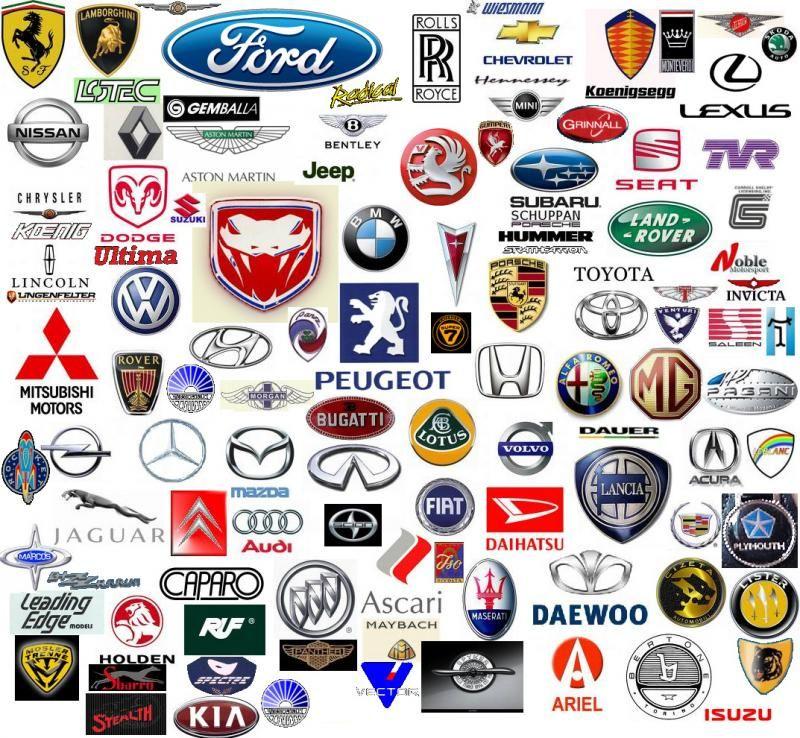 Pinterest Logos Cars