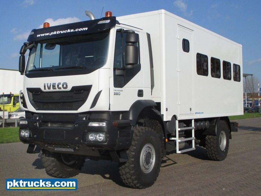 Iveco Trakker Ad190t38wh Trucks Expedition Vehicle Heavy Duty Trucks