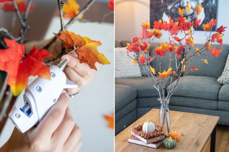 12 Dollar Store Thanksgiving DIYs You're Sure to Gobble Up
