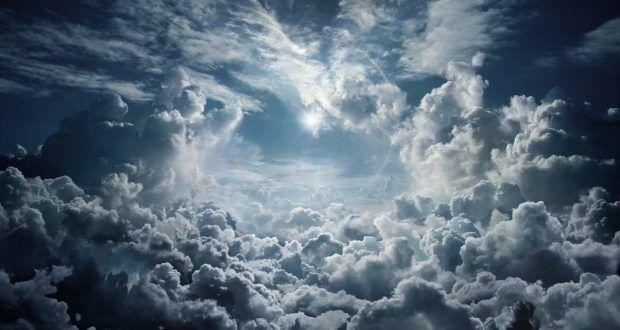 صور غيوم وسحب الشتاء في رمزيات غيوم روعة ميكساتك Clouds Above The Clouds Cloud Wallpaper