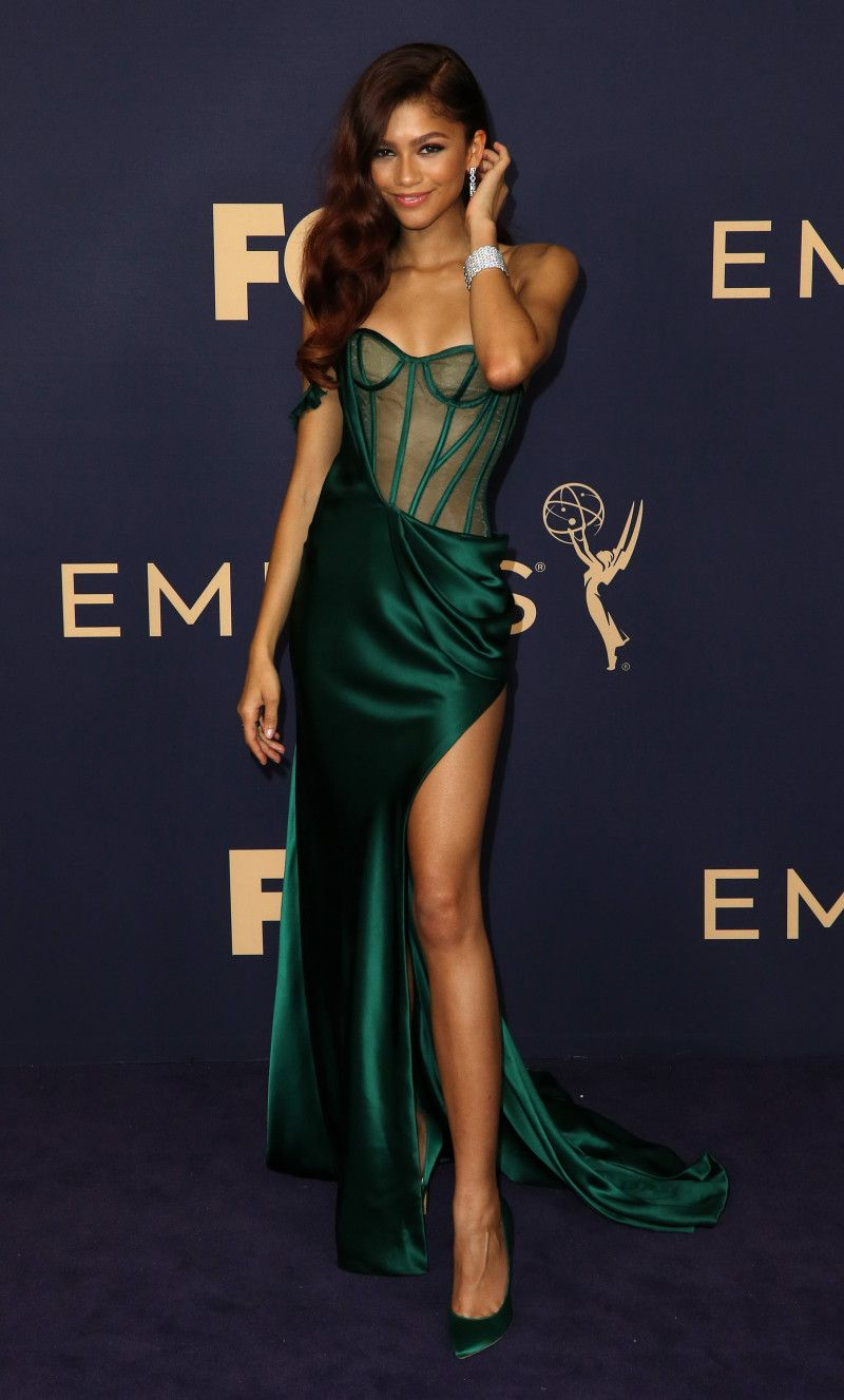 Emmys 2019 Red Carpet Fashion: See Celeb Dresses, Gowns