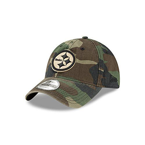 newest a4824 cede8 New Era Pittsburgh Steelers Camo Hat  steelers  pittsburghsteelers