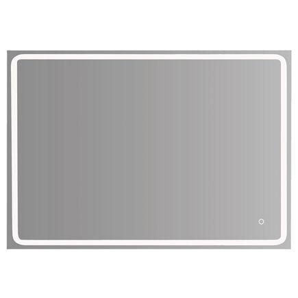 Espejo de baño SERIE MIA Ref. 82118701 - Leroy Merlin ...