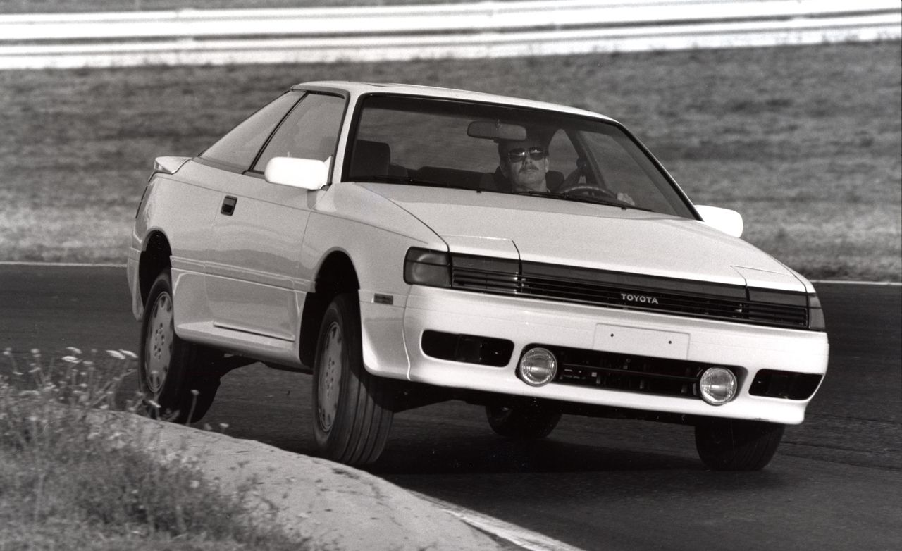 1988 Toyota Celica All-Trac Turbo   Autos   Toyota celica