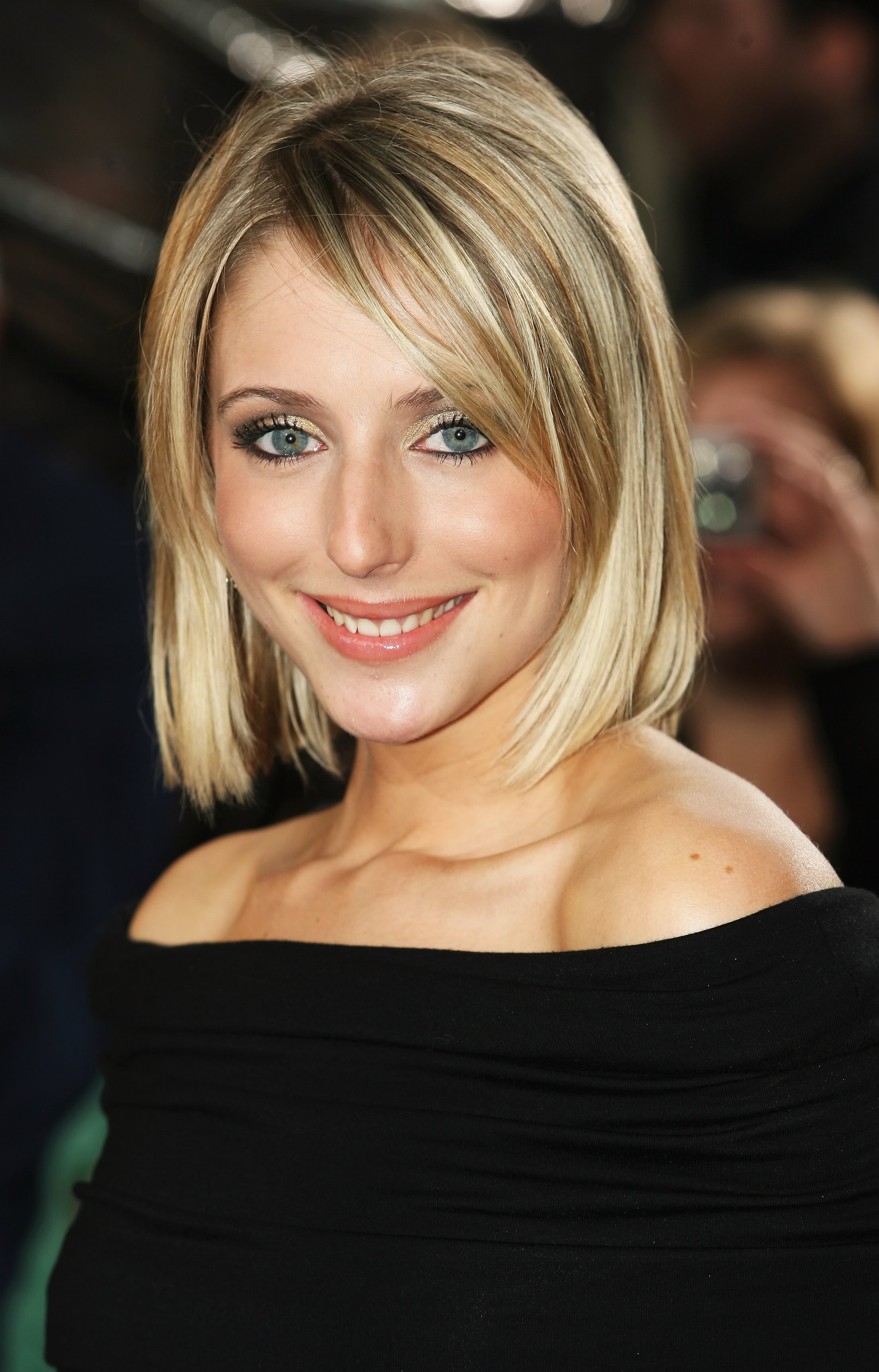 photo Ali Bastian (born 1982)