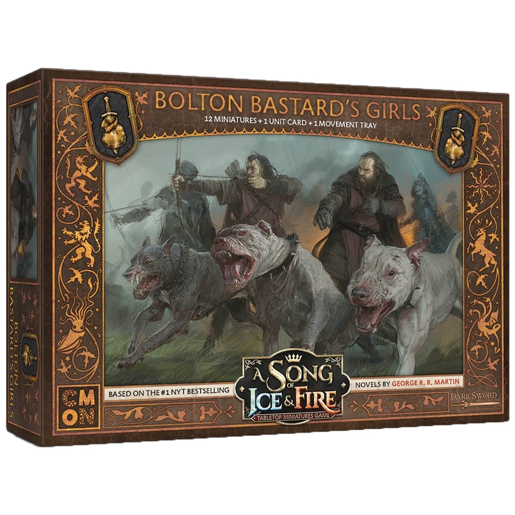 Cmon A Song Of Ice Fire Tabletop Miniatures Game Bolton B