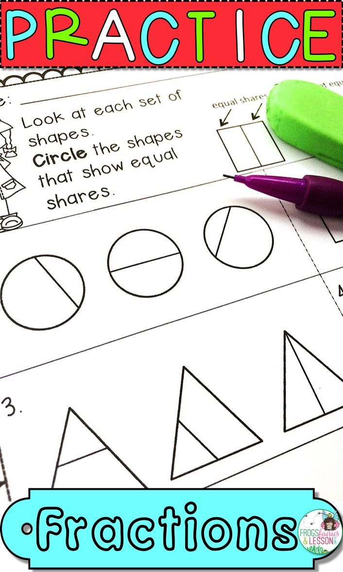 Pin On Fractions Activities And Ideas