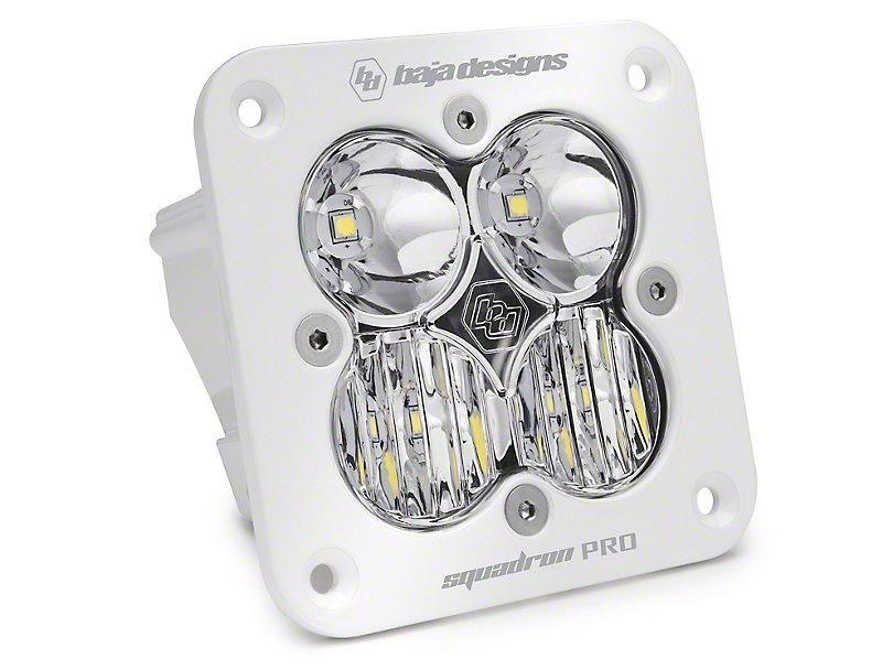 Baja Designs Squadron Pro Flush Mount White LED Light