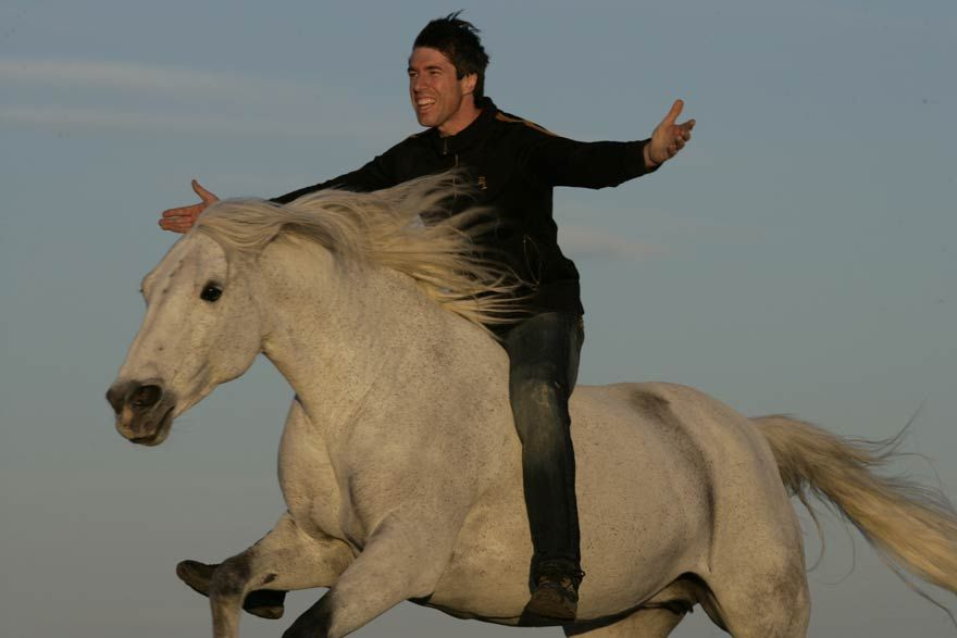 La Plage Monte A Cru Cheval Equitation
