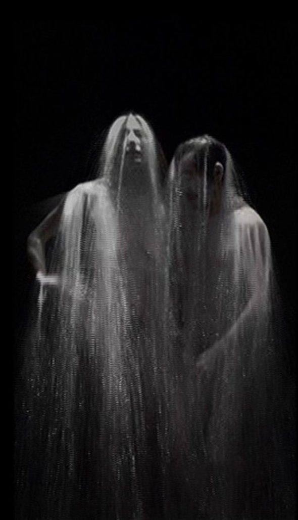 Incarnation, Bill Viola.