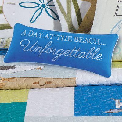 C & F Enterprises Oasis Cotton Accent Pillow