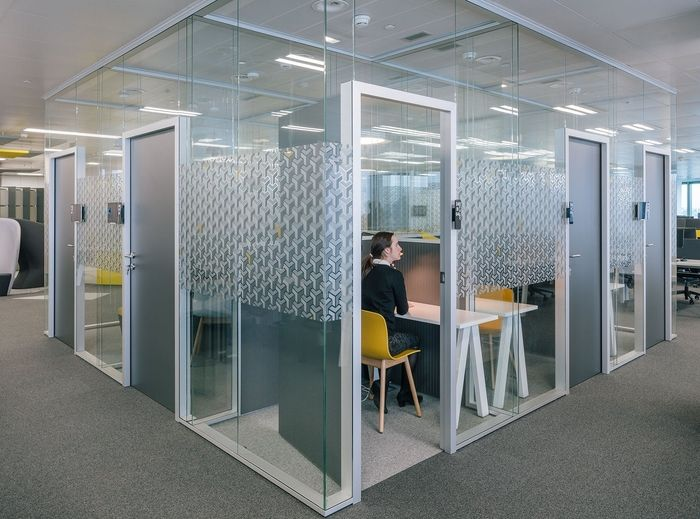 Office Tour Ey Offices Madrid Corporate Office Design Business Office Design Office Space Corporate