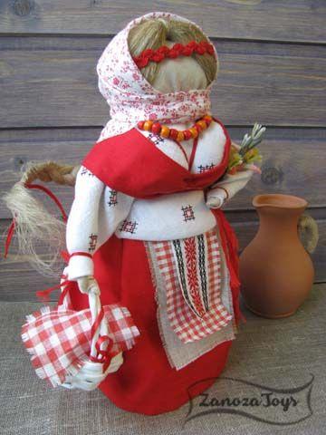 Куклы барыня своими руками мастер класс 4