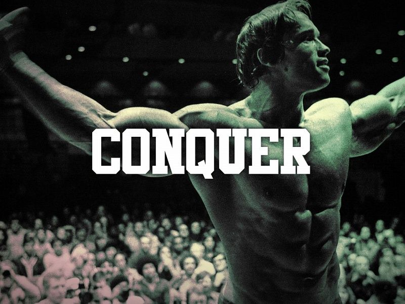 Conquer Hd Wallpaper On Mobdecor With Images Bodybuilding