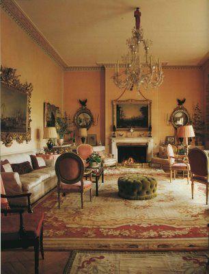 Lovely sitting room.