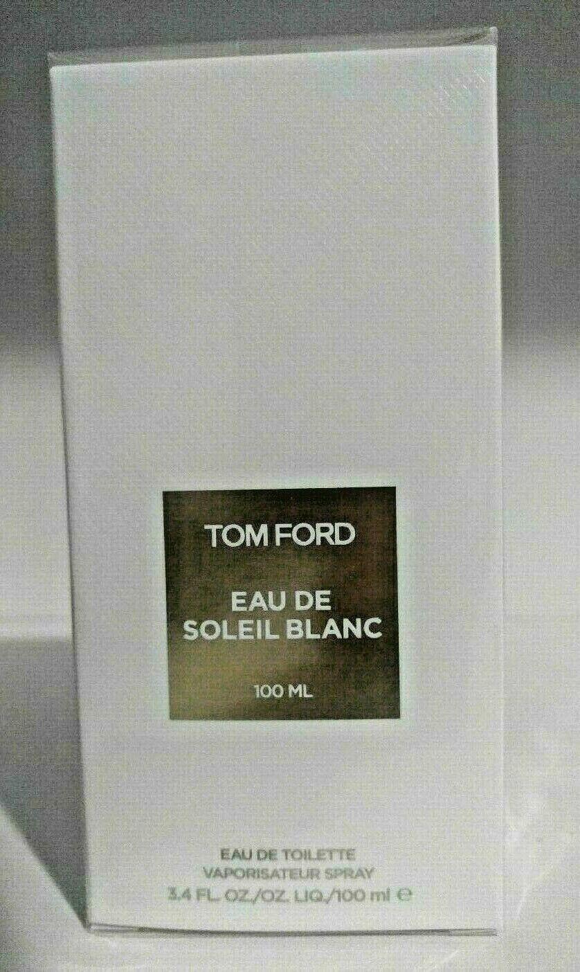 Tom Ford Eau De Soleil Blanc 3 4oz 100ml Eau De Toilette From Men And Women Fragrances Perfume Body Spray Eau De Toilette