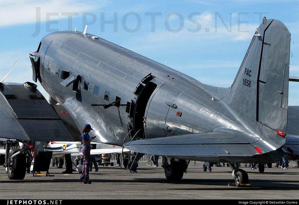 Resultado de imagen para avion ac-47t fantasma