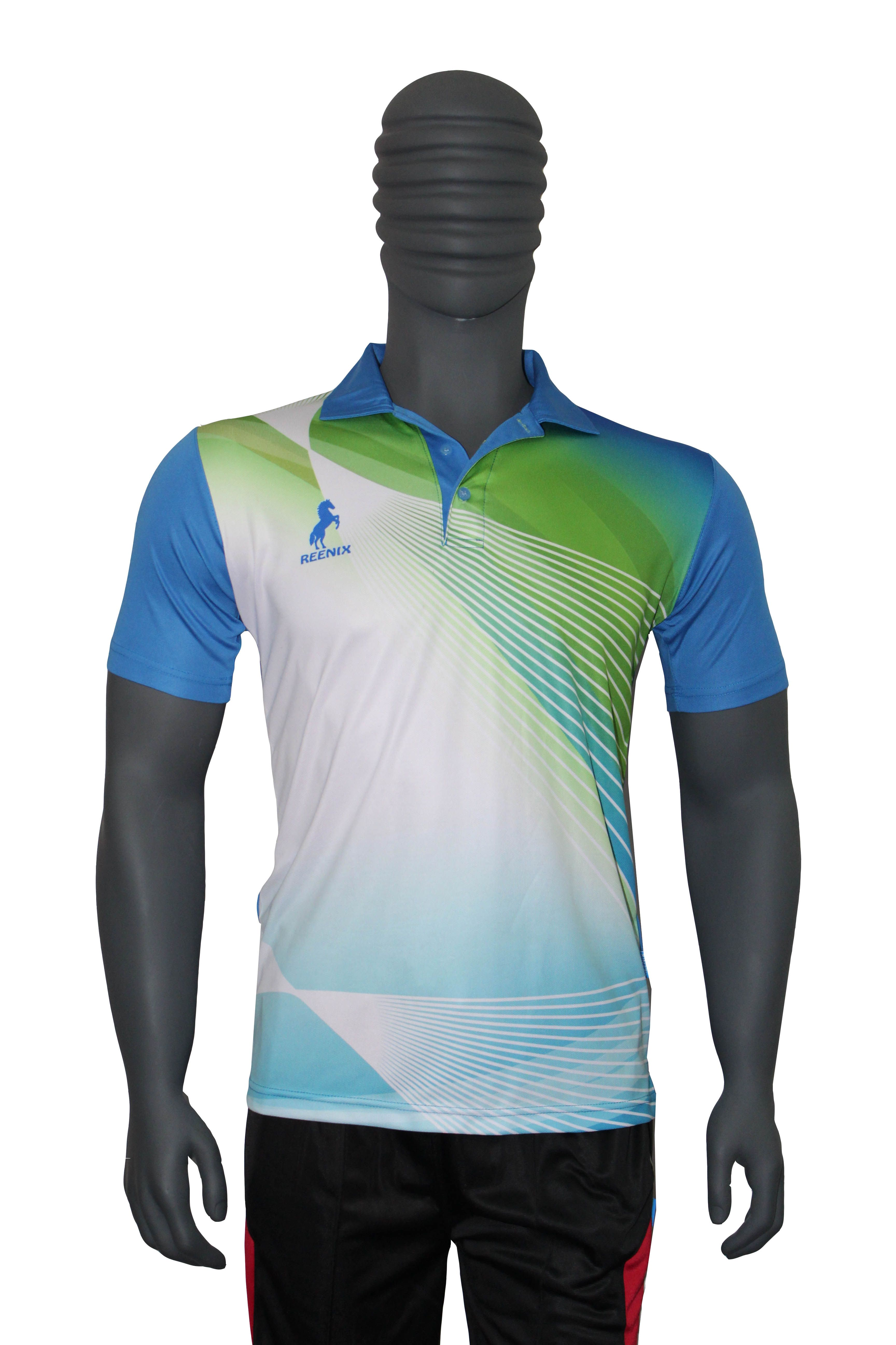 T Shirts Sublimation Printed Jersey Design Shirts Jersey