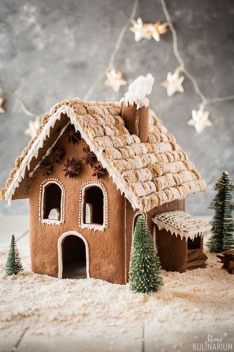 {WERBUNG} Ein Lebkuchenhaus Weihnachtsbäckerei - Kleines Kulinarium
