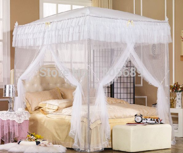 buy quality promote wellness directly from china frame vinyl suppliers chinese mosquito net canopy with pole it is combination of one bed mosquito net - Metallic Bedroom 2015