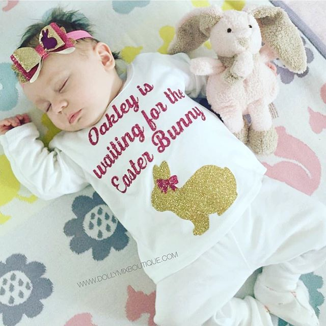 oakley order 0ql4  How Cuuuuute is Oakley in our Personalised Easter Bunny PJs?  Order  yours from