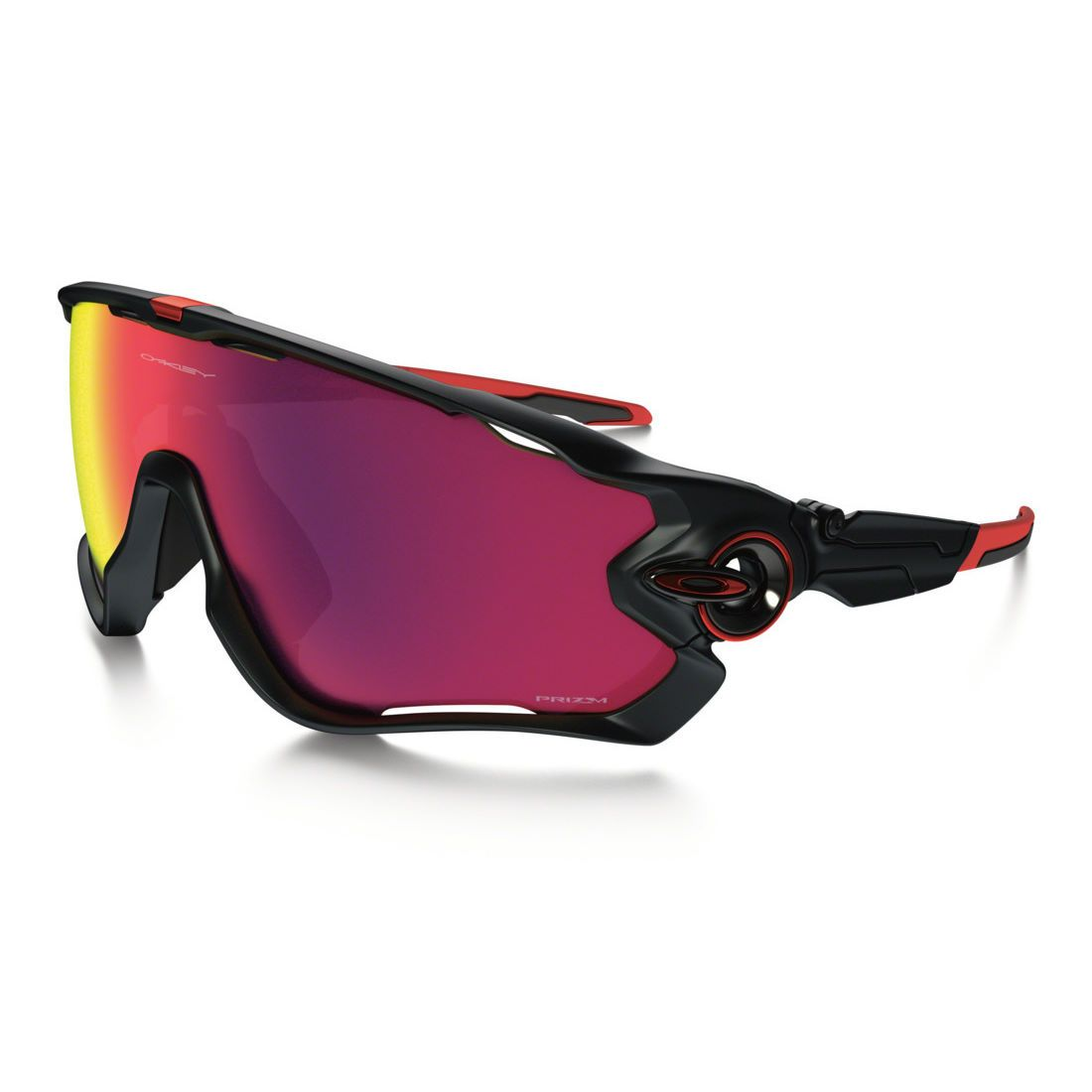 8aa1d01d101 Oakley Jawbreaker Prizm Road Sunglasses Polished Black Cavendish Edition  with Prizm Road Lenses at Cycling Bargains