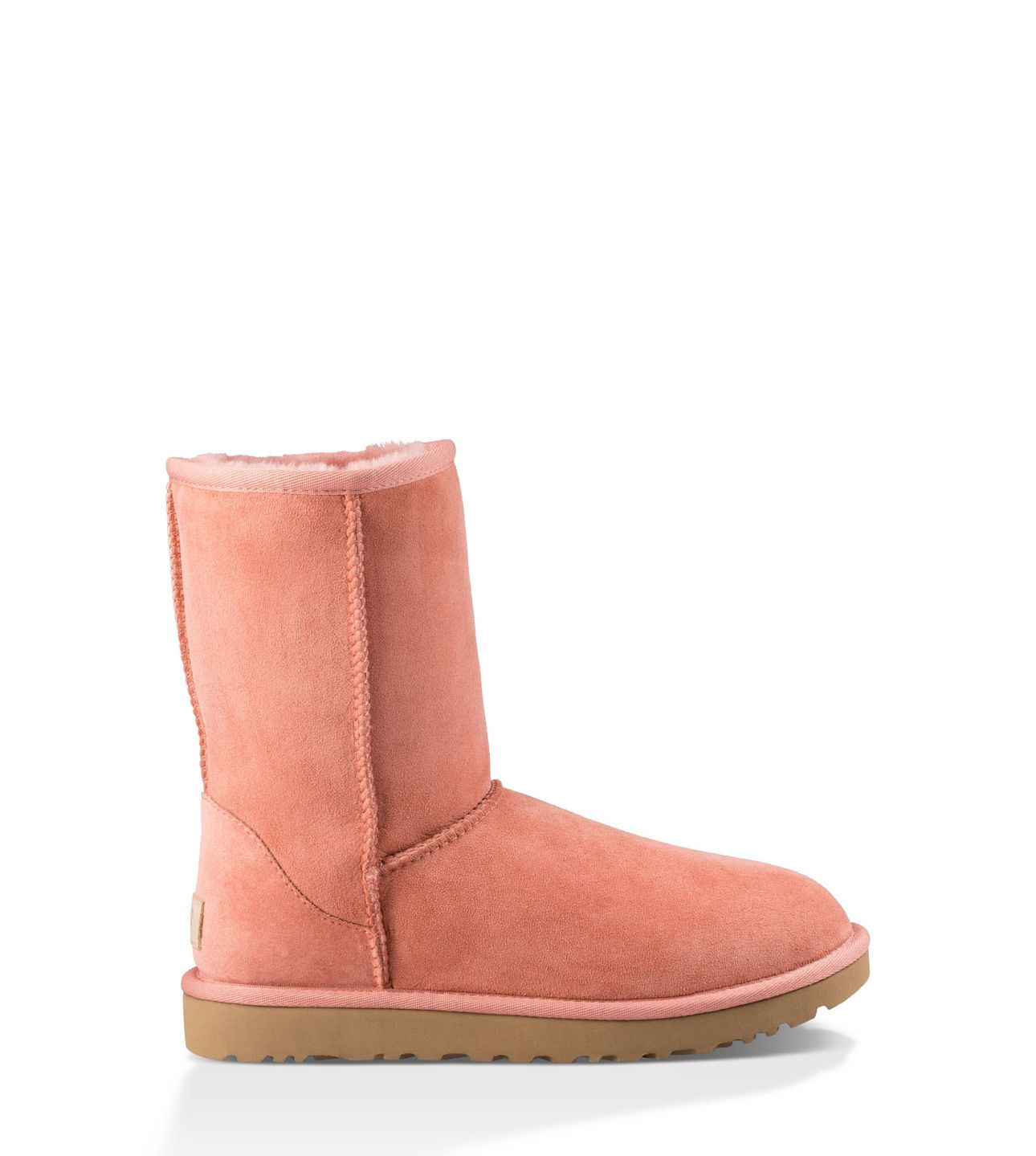 pink short uggs