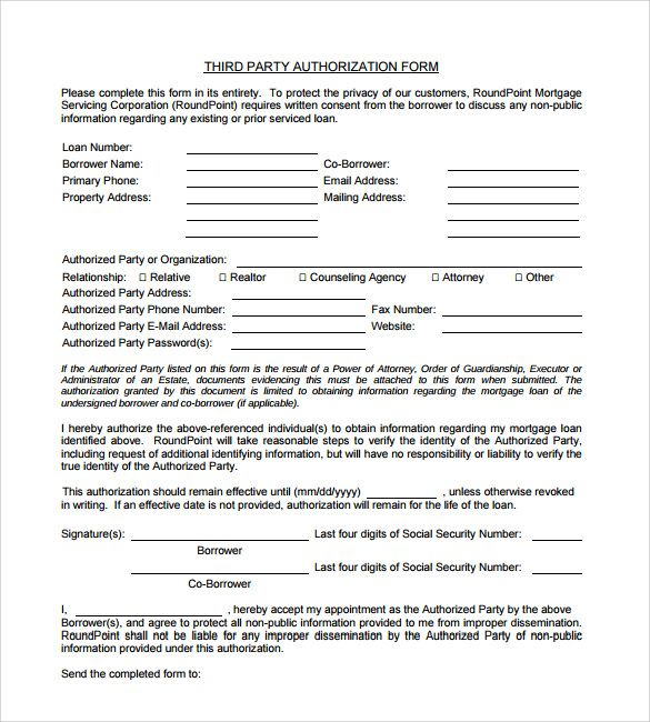 Authorization Letters Authorization Letter Legal Guardian - Letter Of Authorization Form