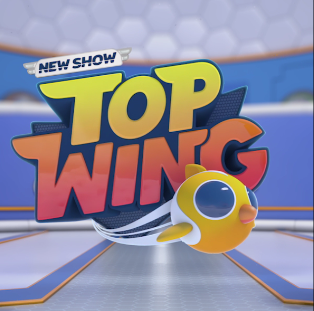 8052cfa78 Brand new show TOP WING! All this week at 5.30pm only on Nick Jr ...