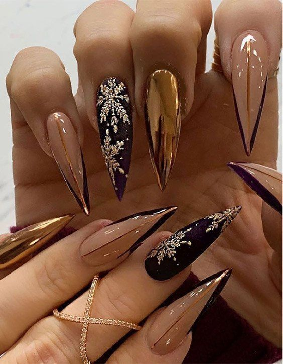 Smartest & Different Nail Colors & Trends for 2020