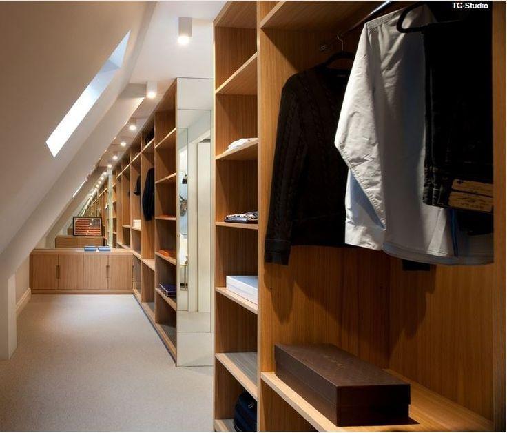 Image result for closet plan eave | Chambre | Pinterest | Loft, Mews ...