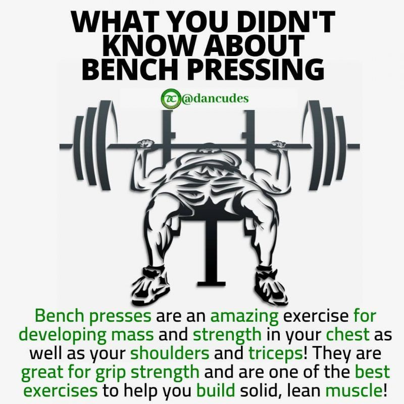 Gain Chest Mass And Boost Your Bench Press Bench Press Bench Press Weights Chest Workouts