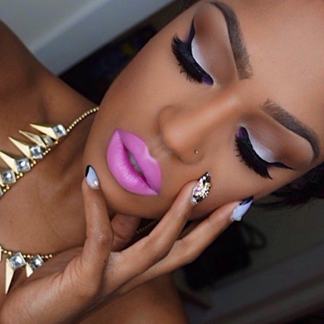 Love this Color! Lips: @Siobhan Domagala Raine