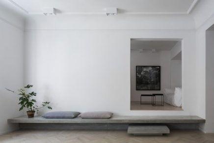 Niveauverschil In Huis : Niveauverschil in huis interieur appartement