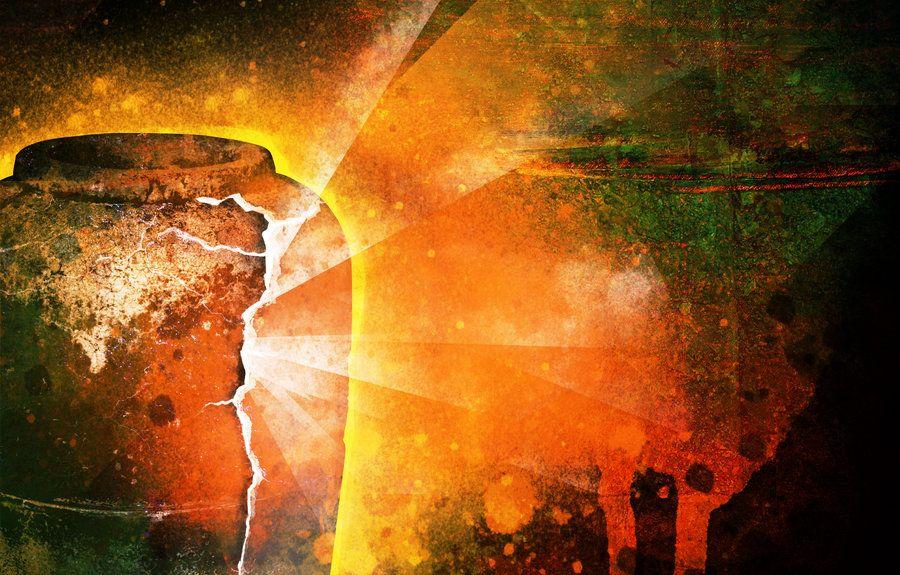 Broken Vessel by danchristopher on deviantART   Prophetic art, Life art, Art