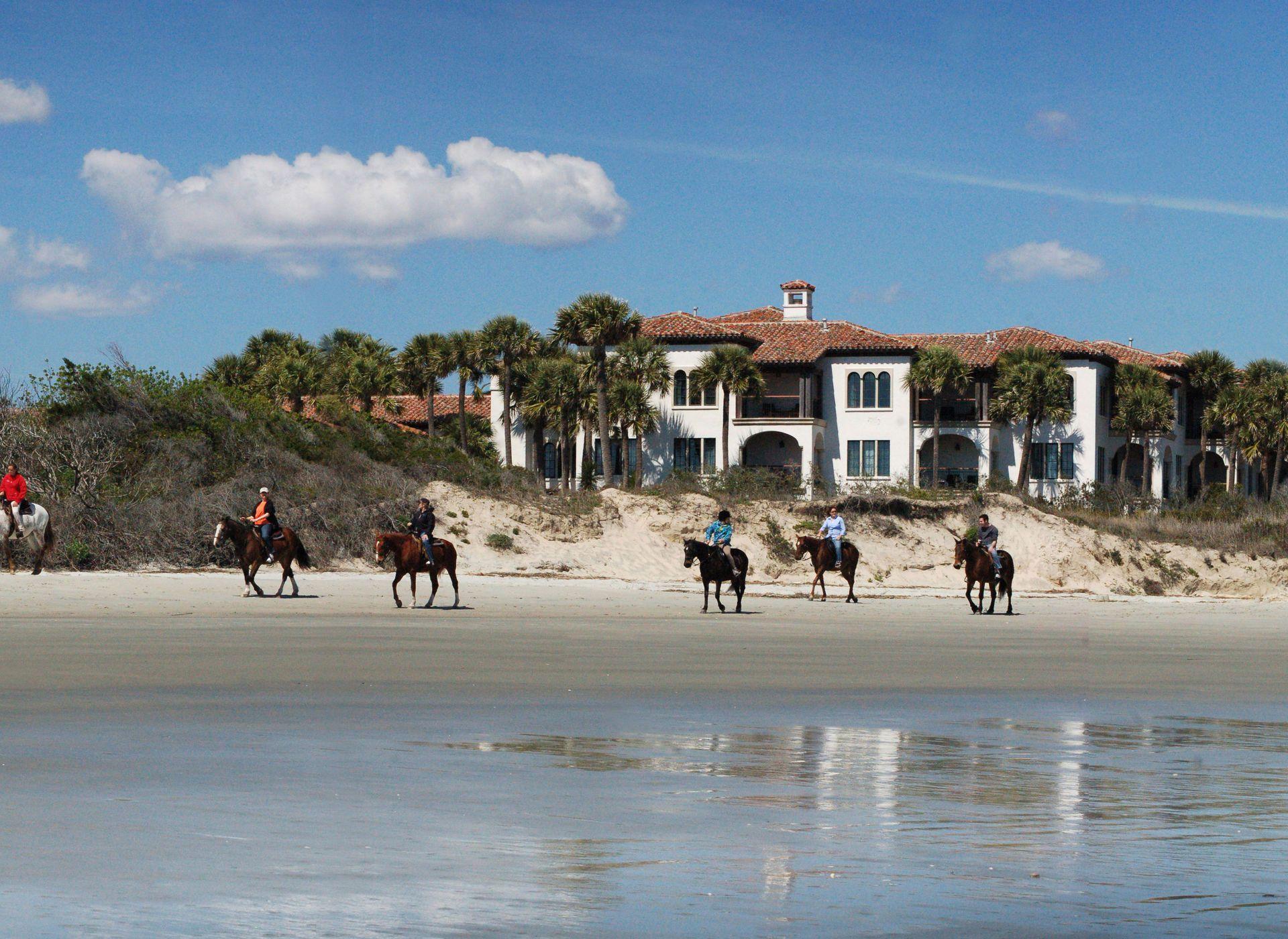 The Cloister At Sea Island Georgia Islands Luxury Travel Trip Ideas Sky Beach Water Coast Boardwalk S Sandy