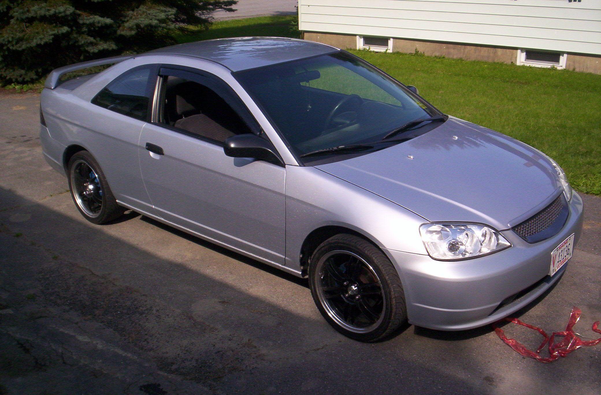 Kelebihan Honda Civic 2002 Top Model Tahun Ini