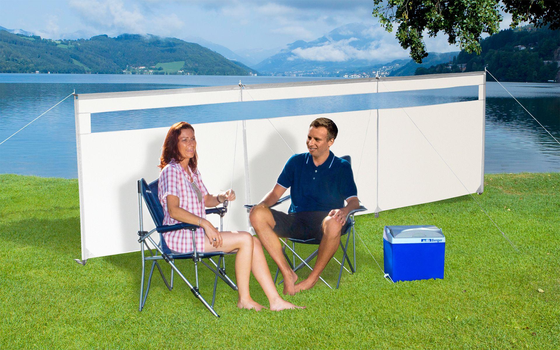 Windschutz Ventana Mit Fenster 04036231020315 Angenehmer