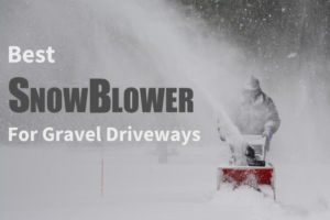 This Is How I Use A Snowblower For Gravel Driveways Gravel Driveway Snow Blower Gravel