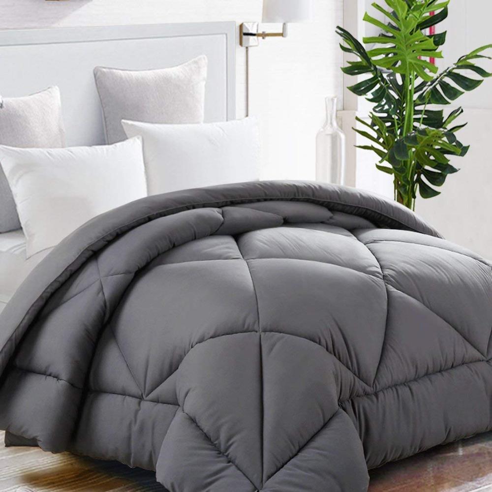 Tekamon All Season Queen Comforter Summer Cooling 2100 Series Soft