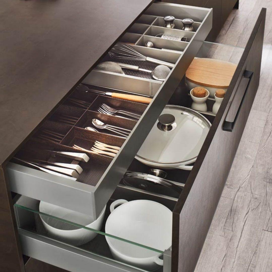 Ein klares Design beweist, genau wie meisterhaftes Handwerk auch ...