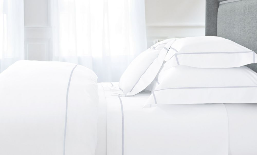 Yves Delorme Boudoir Pillowcase 30cm X 40cm Ad Ad Boudoir Delorme Yves Pillowcase Cm Super King Duvet Covers King Flat Sheet Square Pillowcase