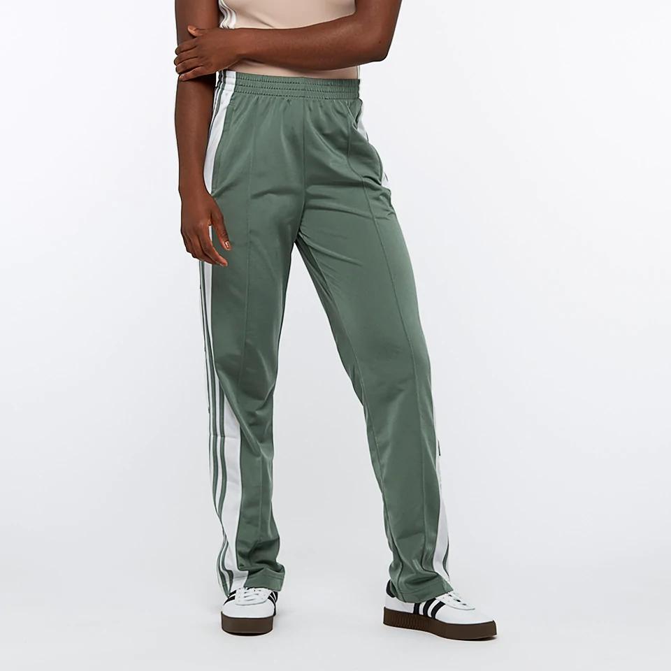 adidas Originals Womens Adibreak Pant - Trace Green | Pants ...