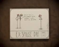 April 14 National Ex-Spouse Day