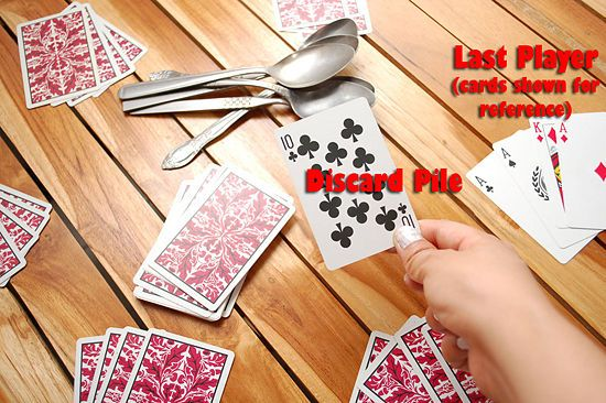 Play Spoons Card Game Card Games For Kids Classic Card Games