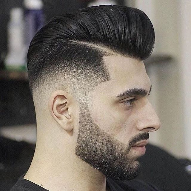 The Skin Fade Haircuts For Men Gentlemen Hairstyles Skin Fade