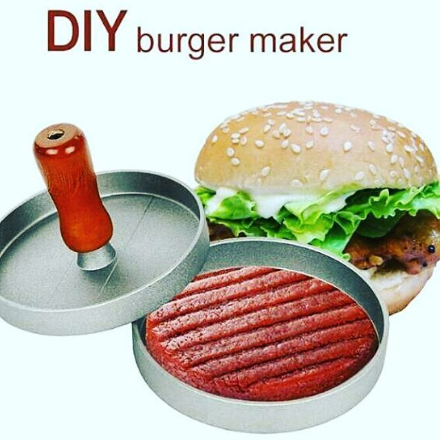 Burger press its a new week families may your week be as fresh · stuffed burgerskitchen