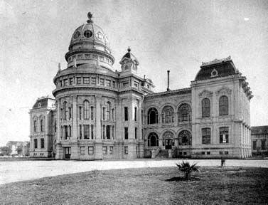 Old Ball High School Galveston, Texas 1894