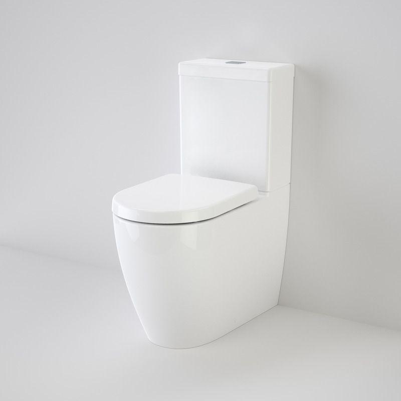 Caroma Urbane Back To Wall Toilet Suite 743500w Toilet Suites
