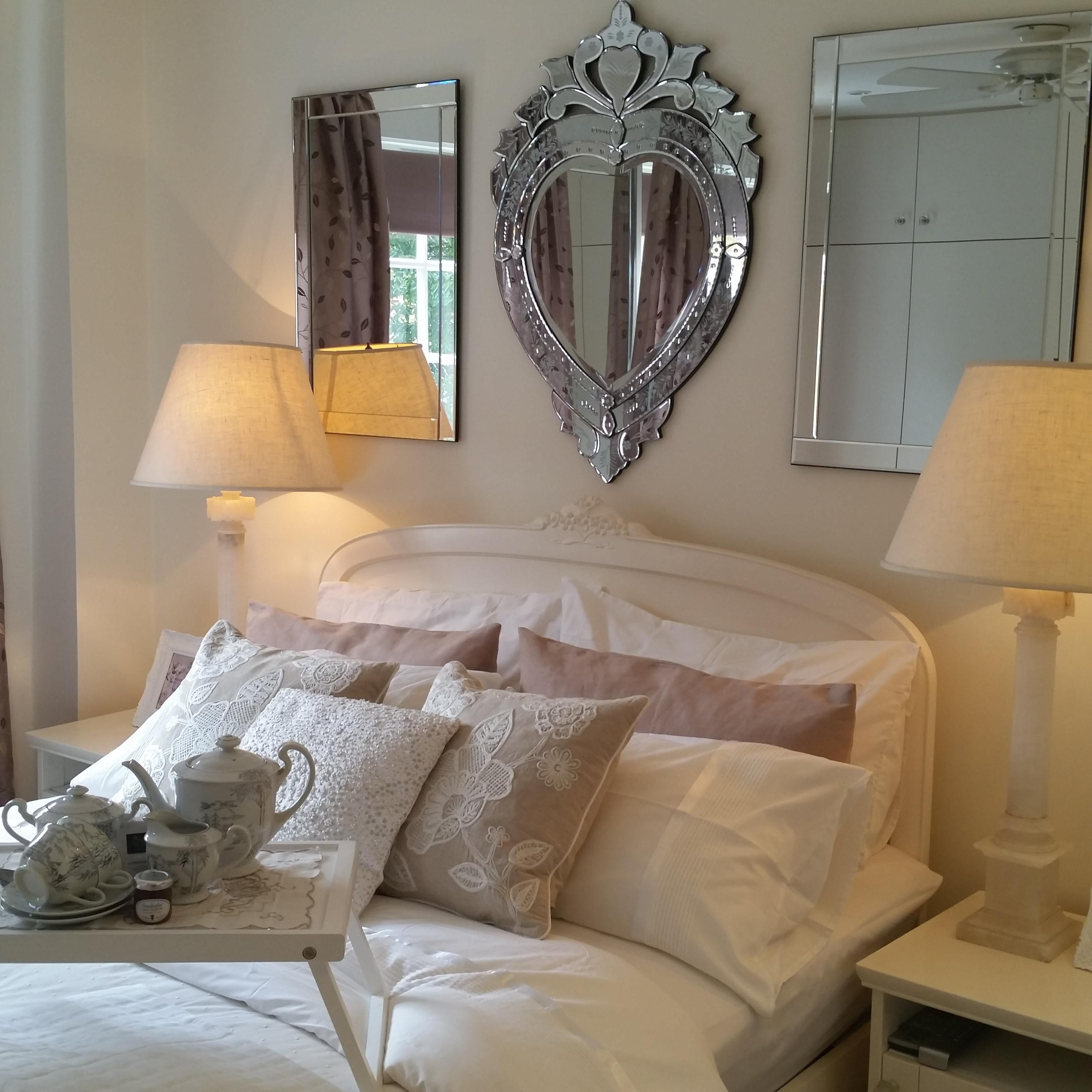 The London bedroom I just completed by Abbey Road Shabby
